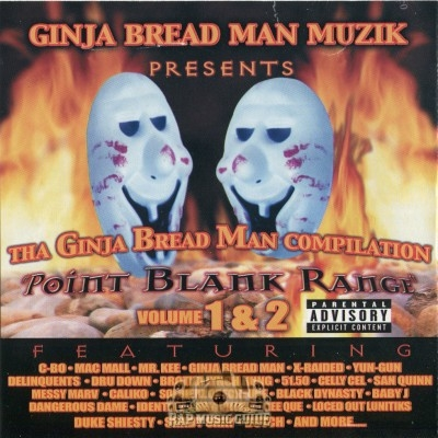 Tha Ginja Bread Man Compilation - Point Black Range Vol. 1 & 2