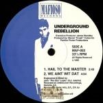 Underground Rebellion - Hail To The Master