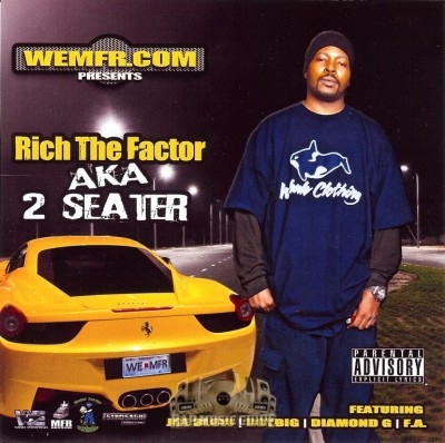 Rich The Factor - AKA 2 Seater