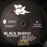 Black Rhino - Back Stabbers