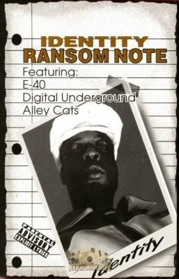 Identity - Ransom Note