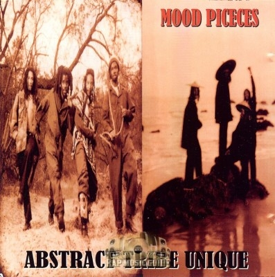 Abstract Tribe Unique - Mood Pieces