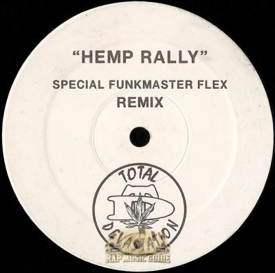 Total Devastation - Hemp Rally (Special Funkmaster Flex Remix)