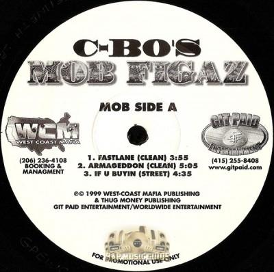 Mob Figaz - C-Bo's Mob Figaz EP