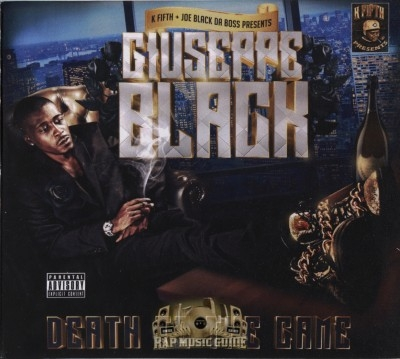 Giuseppe Black - Death To The Game