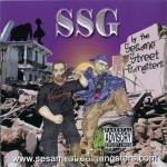 Sesame Street Gangsters - SSG