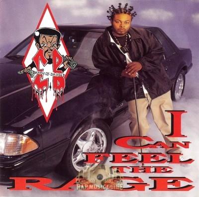 E.B. Daddy Of Da Hood - I Can Feel The Rage