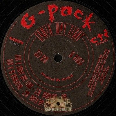G-Pack - Comin' Way Tight EP