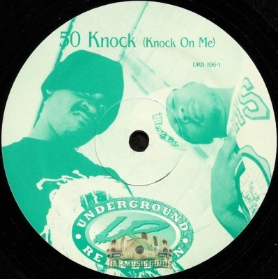 Underground Rebellion - 50 Knock (Knock On Me)