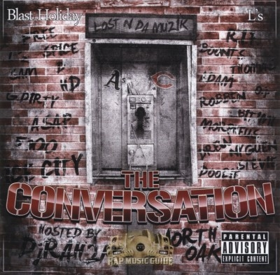 Blast Holiday & L's - The Conversation