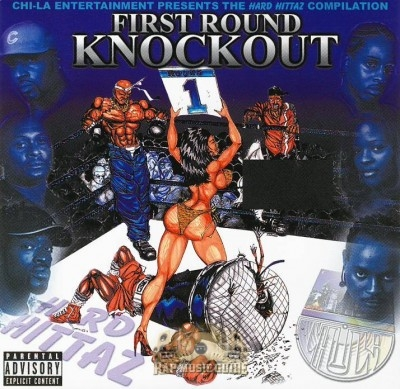 The Hard Hittaz Compilation - First Round Knockout