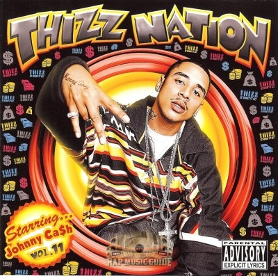 Johnny Ca$h - Thizz Nation Vol. 11