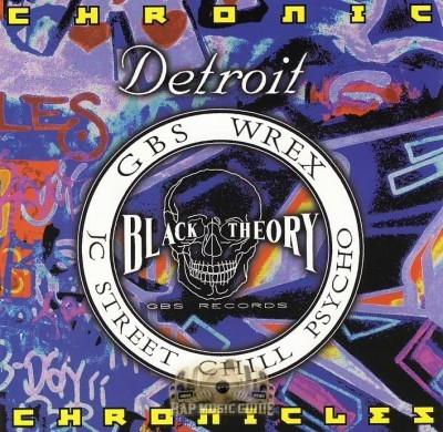Black Theory - Chronic Chronicles