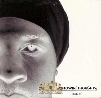Rob-El - Throwin' Thoughts