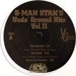 G-Man Stan - Unda-Ground Hits Vol.II