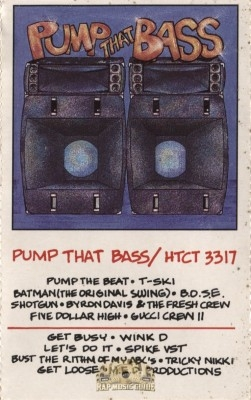 Pump That Bass - Pump That Bass