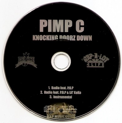 Pimp C - Knocking Doorz Down