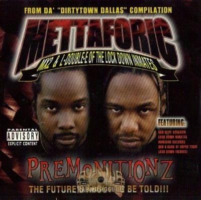 Mettaforic - Premonitionz