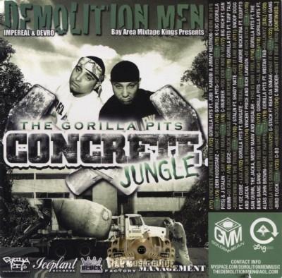 Demolition Men & The Gorilla Pits - Concrete Jungle