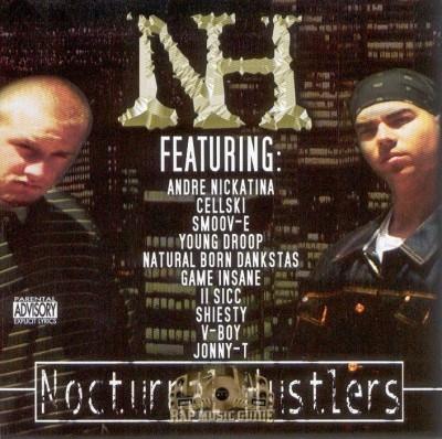 Nocturnal Hustlers - Nocturnal Hustlers