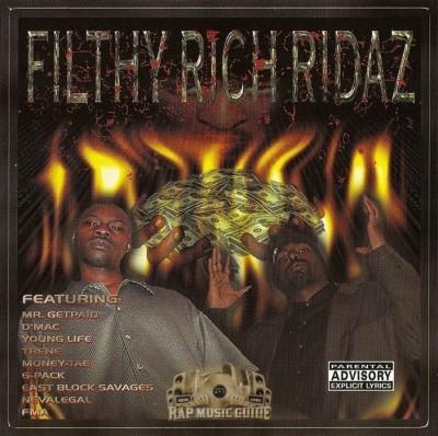 Filthy Rich Ridaz - Filthy Rich Ridaz