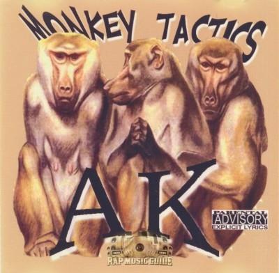 AK - Monkey Tactics