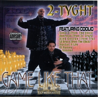 2-Tyght - Game Like That