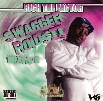Rich The Factor - Swagger Roids II
