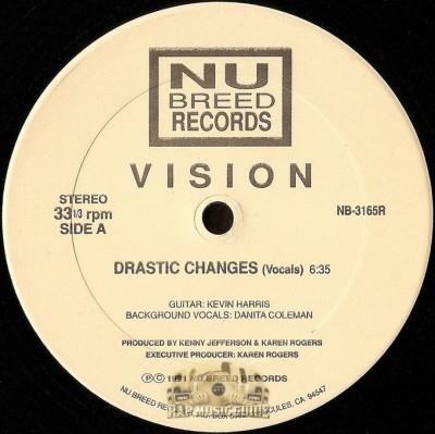 Vision - Drastic Changes
