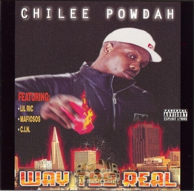 Chilee Powdah - Way Too Real