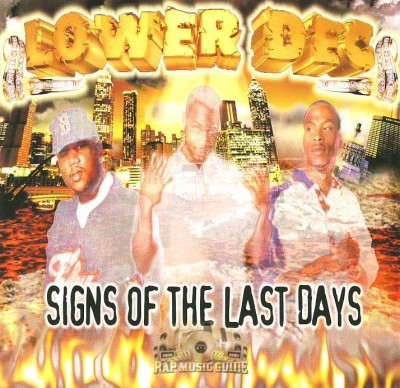 Lower Dec - Signs Of The Last Days
