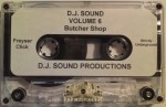 DJ Sound - Volume 6 Butcher Shop