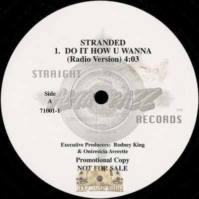 Stranded - Do It How U Wanna
