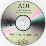 Art Official Intelligence - Anticonquistador Tour