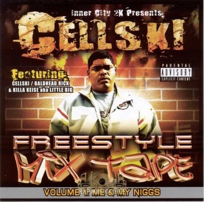 Cellski - Freestyle Mixtape Vol.1