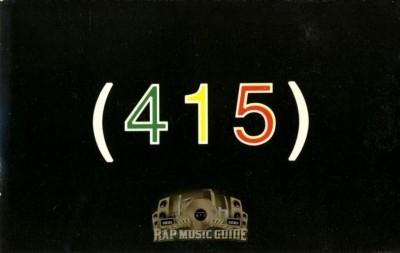 415 - 415 EP