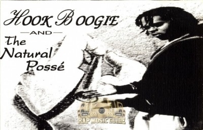 Hook Boogie & The Natural Posse - Doin My Ghetto Thang