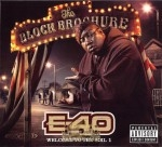 E-40 - The Block Brochure: Welcome To The Soil 1