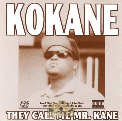 Kokane - The Call Me Mr. Kane