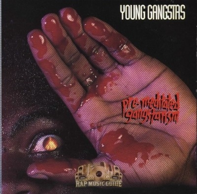 Young Gangstas - Premeditated Gangsterism