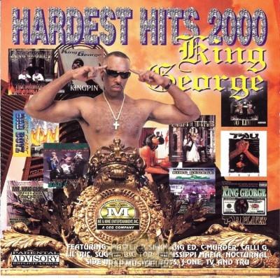 King George - Hardest Hitz 2000