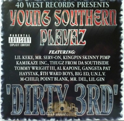 Young Southern Playaz - Dirty 3rd