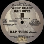 West Coast Bad Boyz II - R.I.P. Tupac