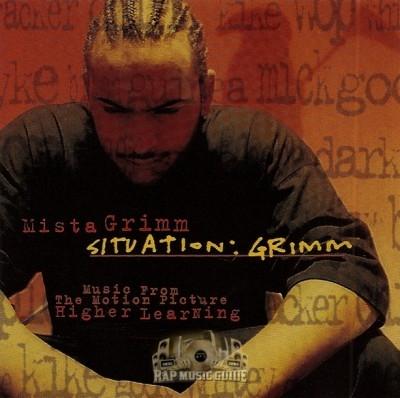 Mista Grimm - Situation: Grimm