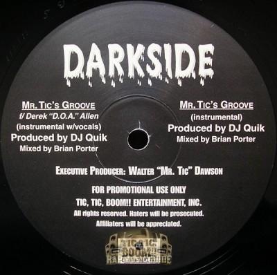 Darkside - Mr. Tic's Groove