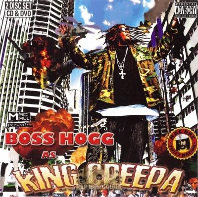 Boss Hogg - King Creepa