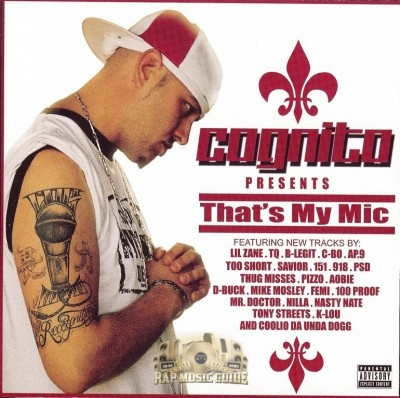 Cognito - That's My Mic
