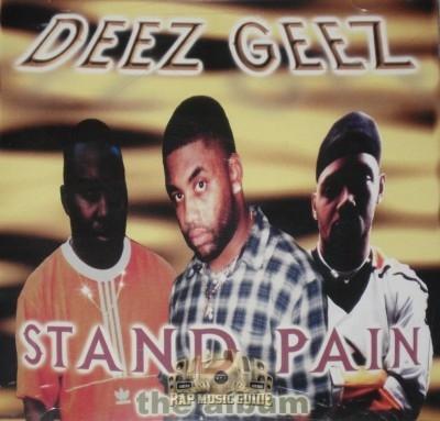 Deez Geez - Stand Pain