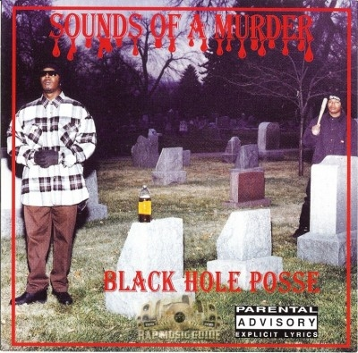 Black Hole Posse - Sounds Of A Murder