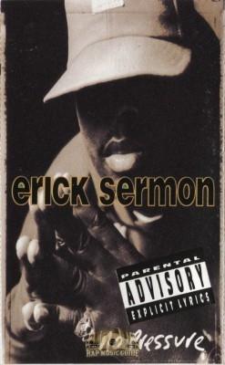 Erick Sermon - No Pressure